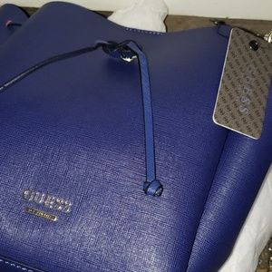 Guess Bags - Navy Blue Guess Bag
